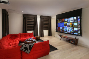 Haustech Pacific Palisades Home Theater
