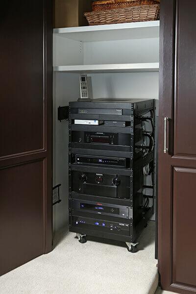 Haustech Bel Air Rack