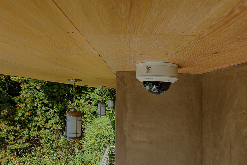 Haustech Dome Camera