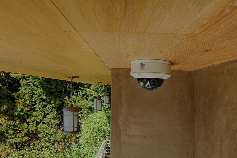 Haustech Dome Camera